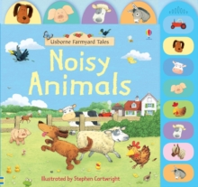 Noisy Animals Book, Board book Book