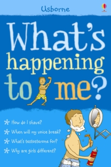 What's Happening to Me? : Boy, Paperback Book