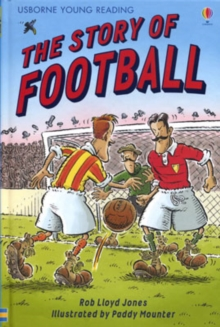 The Story Of Football, Hardback Book