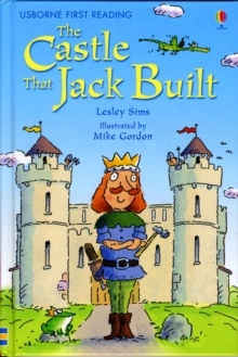 The Castle That Jack Built : Level 3, Hardback Book