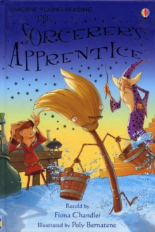 The Sorcerer's Apprentice, Hardback Book