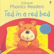Ted in a Red Bed, Paperback Book