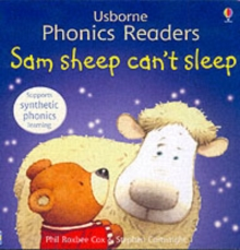 Sam Sheep Can't Sleep Phonics Reader, Paperback / softback Book