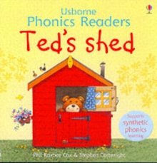 Ted's Shed, Paperback Book