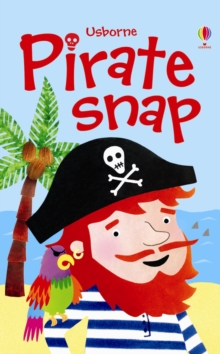 Pirate Snap, Cards Book