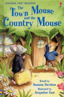 The Town Mouse and the Country Mouse : Level 4, Hardback Book