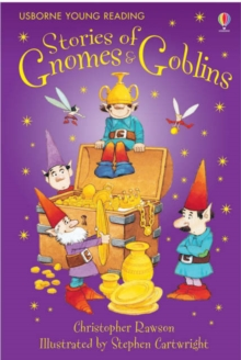Stories of Gnomes and Goblins, Hardback Book