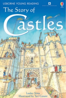 The Stories of Castles, Hardback Book