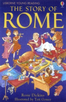The Story of Rome, Hardback Book