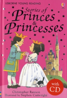 Princes And Princesses, CD-Audio Book