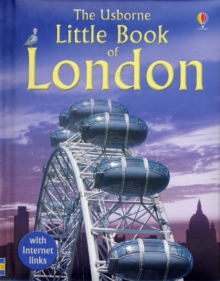 Mini Book of London, Hardback Book