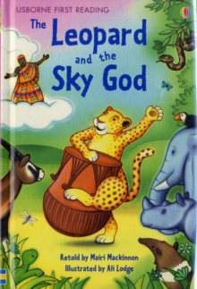 The Leopard and the Sky God, Hardback Book