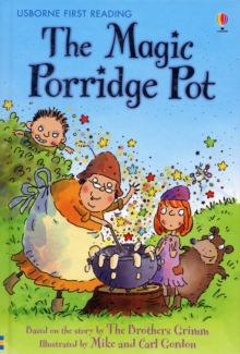 The Magic Porridge Pot, Hardback Book