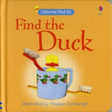 Find The Duck, Board book Book