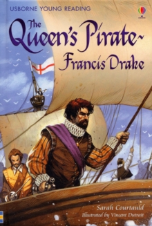 The Queen's Pirate, Hardback Book