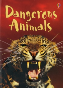 Dangerous Animals, Hardback Book