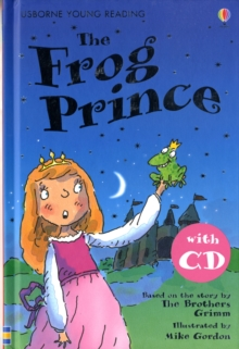 The Frog Prince, CD-Audio Book