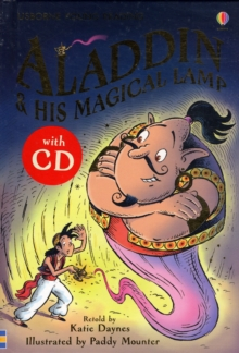 Aladdin and His Magical Lamp, Mixed media product Book
