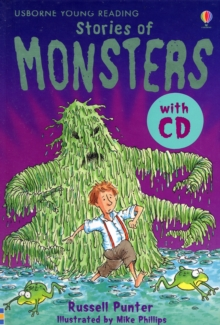 Stories of Monsters, CD-Audio Book