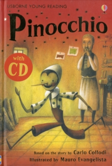Pinocchio, Mixed media product Book