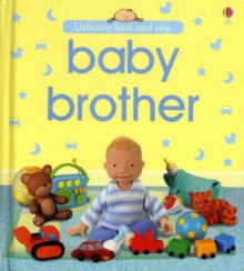 Baby Brother, Board book Book