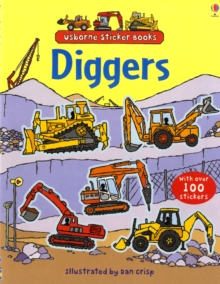 First Sticker Book Diggers, Paperback / softback Book