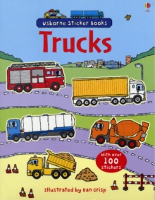 Trucks Sticker Book, Paperback / softback Book