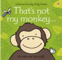 That's Not My Monkey, Board book Book