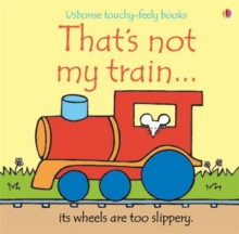 That's Not My Train, Board book Book