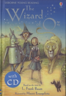 The Wizard of Oz, Mixed media product Book
