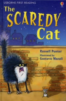 The Scaredy Cat, Hardback Book
