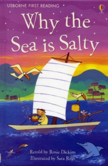 Why the Sea is Salty, Hardback Book
