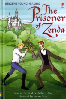 The Prisoner of Zenda, Hardback Book