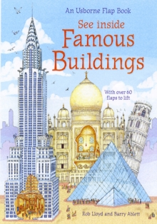 See Inside Famous Buildings, Hardback Book