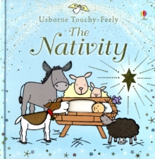 Touchy-feely Nativity, Board book Book