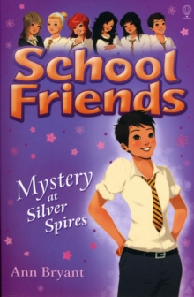 Mystery at Silver Spires, Paperback Book