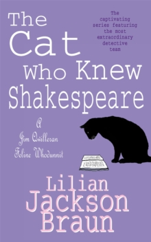 The Cat Who Knew Shakespeare (The Cat Who... Mysteries, Book 7) : A captivating feline mystery purr-fect for cat lovers, Paperback / softback Book