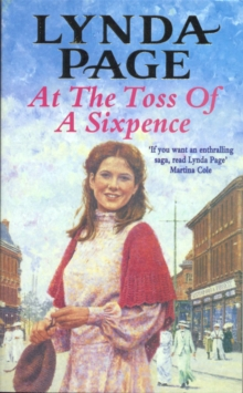 At the Toss of a Sixpence, Paperback Book