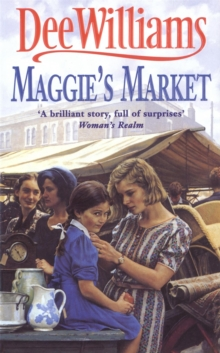 Maggie's Market : A heart-stopping saga of love, family and friendship, Paperback Book