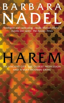 Harem (Inspector Ikmen Mystery 5) : A powerful crime thriller set in the ancient city of Istanbul, Paperback Book
