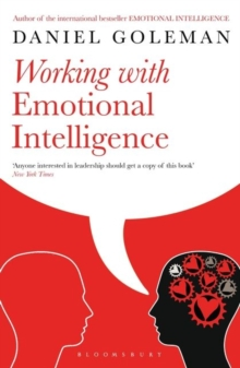 Working with Emotional Intelligence, Paperback / softback Book