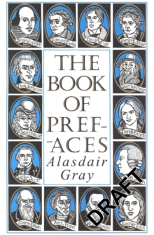 The Book of Prefaces, Paperback Book