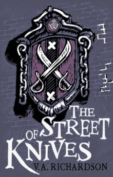 The Street of Knives : Windjammer III, Paperback / softback Book