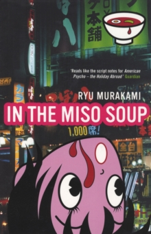In The Miso Soup, Paperback / softback Book