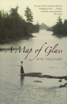 A Map of Glass, Paperback Book