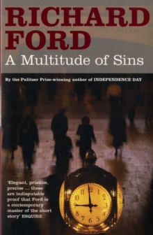 A Multitude of Sins, Paperback / softback Book