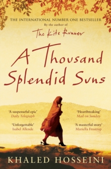 A Thousand Splendid Suns, Paperback Book