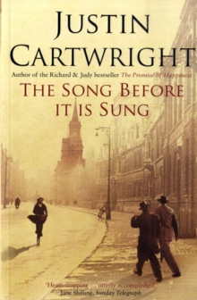 The Song Before it is Sung, Paperback / softback Book