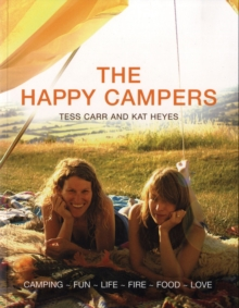 The Happy Campers, Paperback / softback Book