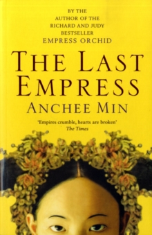 The Last Empress, Paperback Book